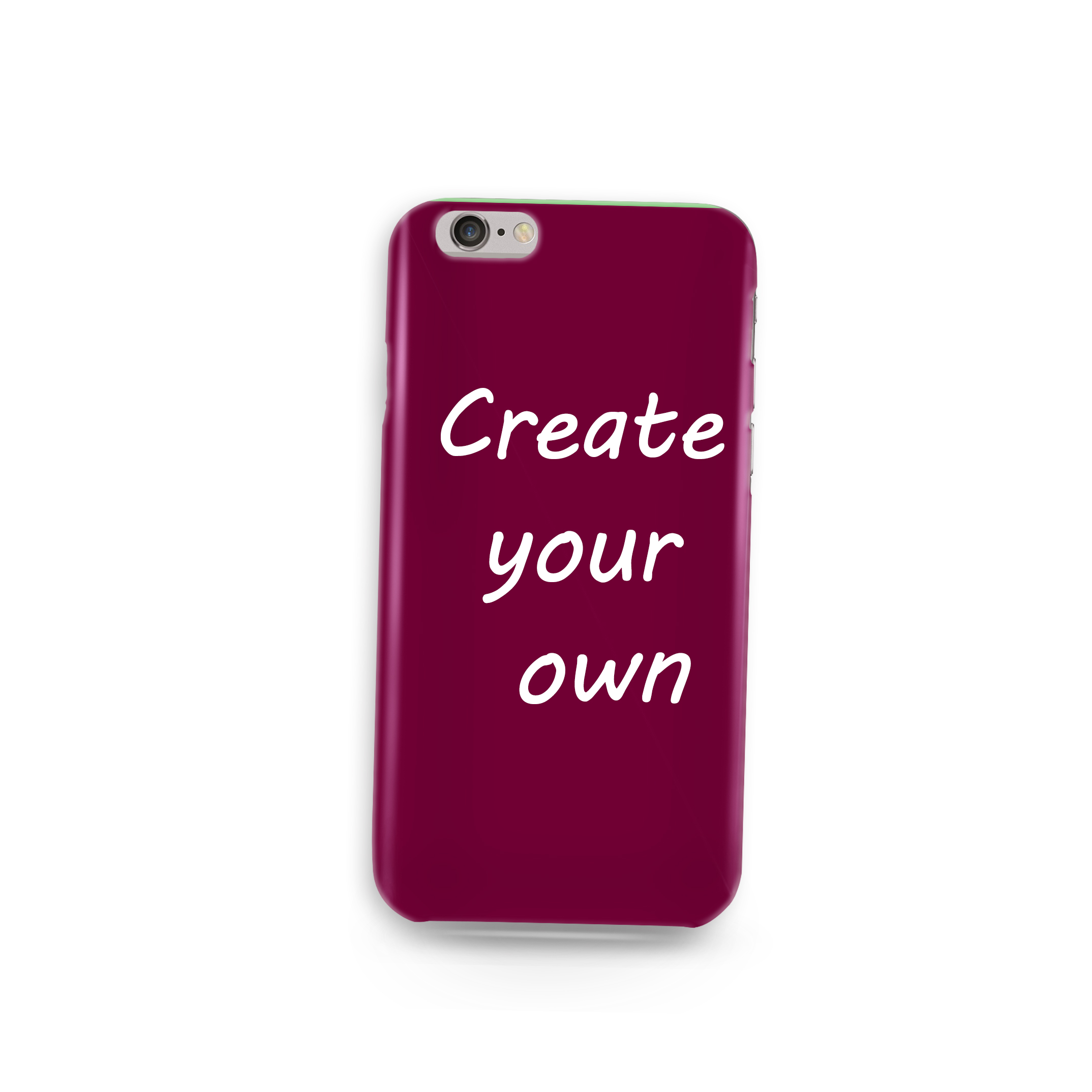 Creativity Silicon Customized Mobile Phone Cover