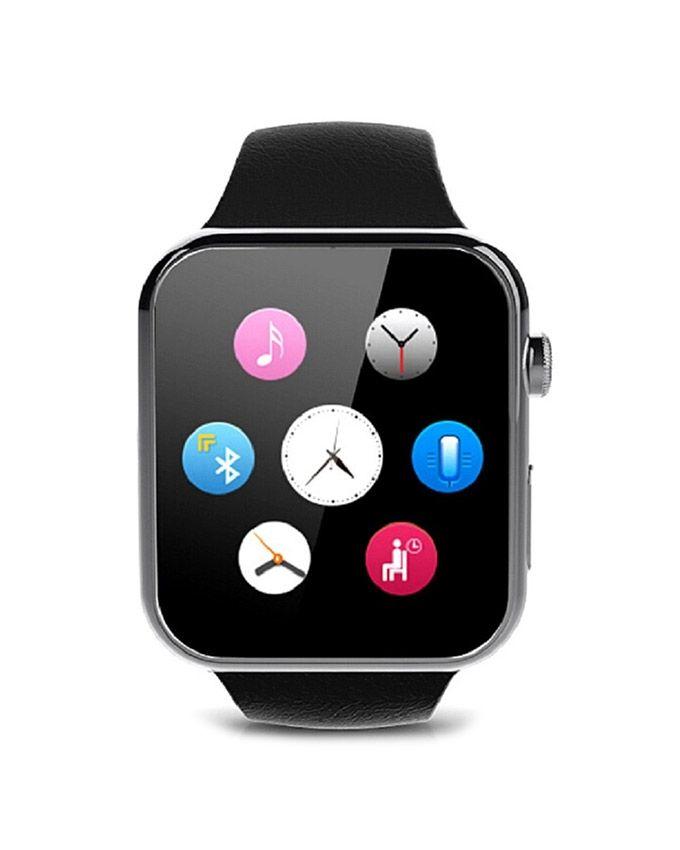 GSM & Bluetooth Smart Watch - Black