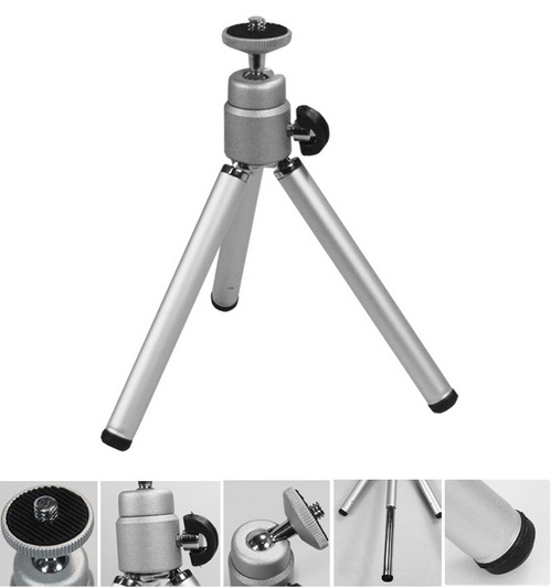 Mini Aluminium Extendable Tripod