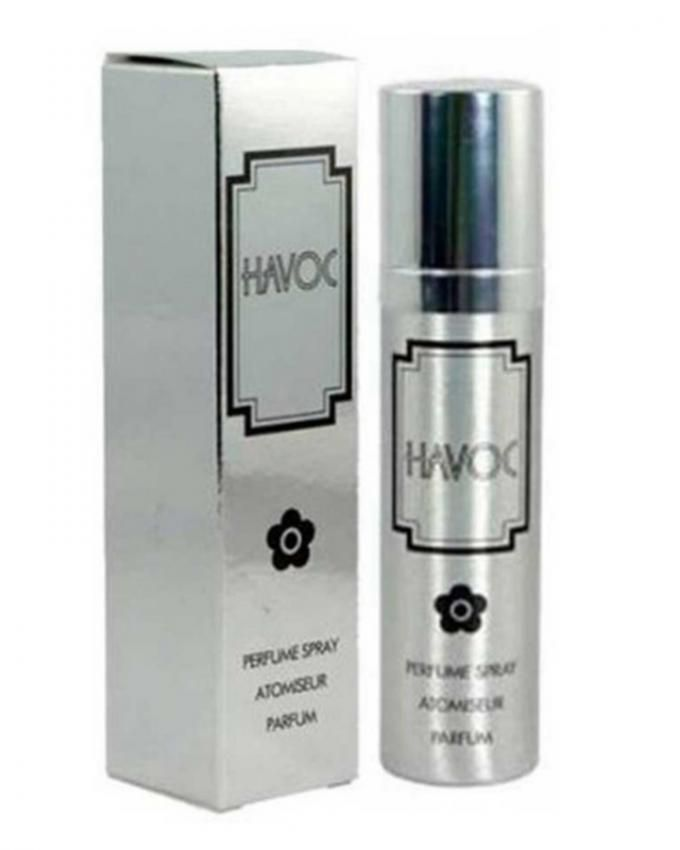 Havoc Havoc-SILVER Perfume Spray for Men - 75 ml