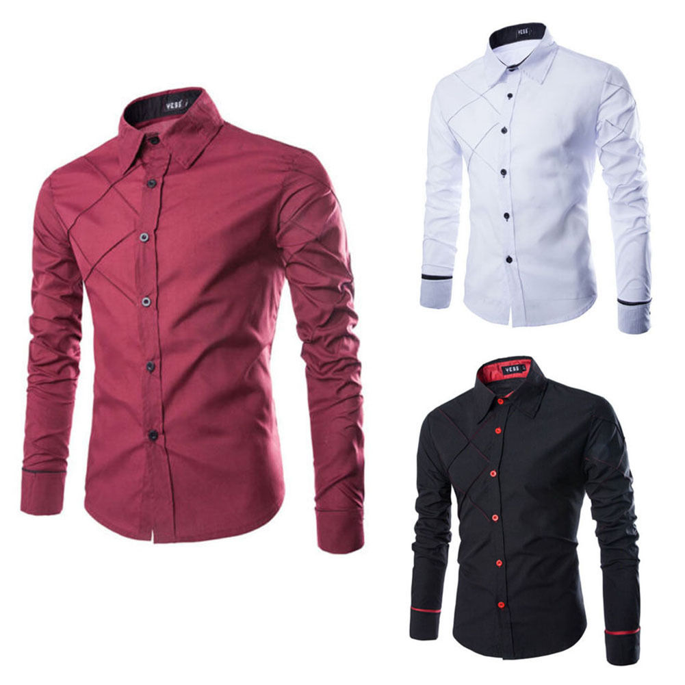 Pack of 3 Shirts for Men
