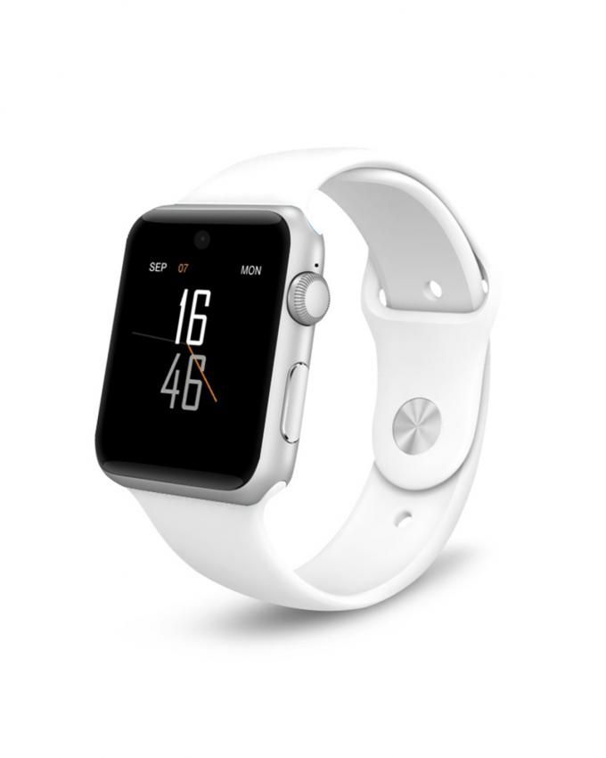 I Craze White IOS & Android Smart Watch - W08