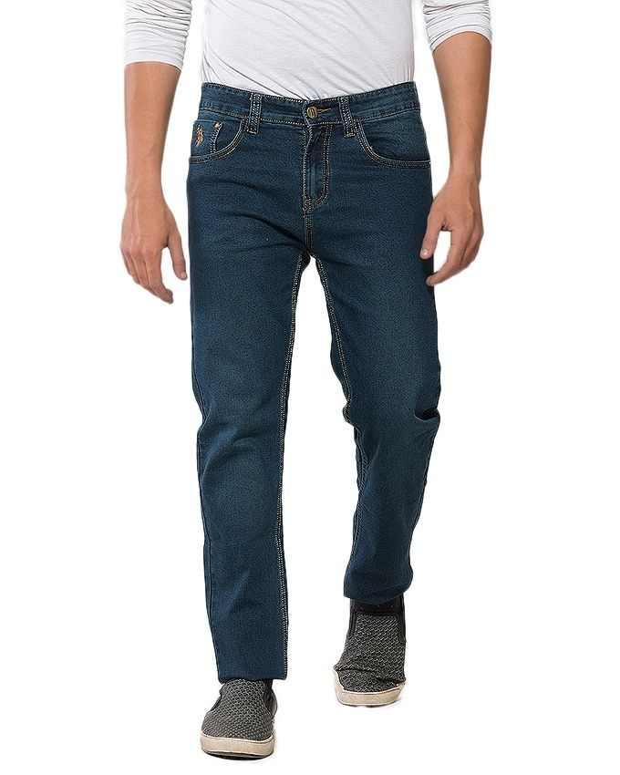 Reborn Blue Denim Jeans For Men - BRSK029