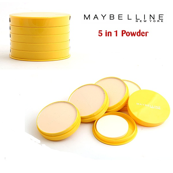 Maybelline 5 in 1 Face Powder