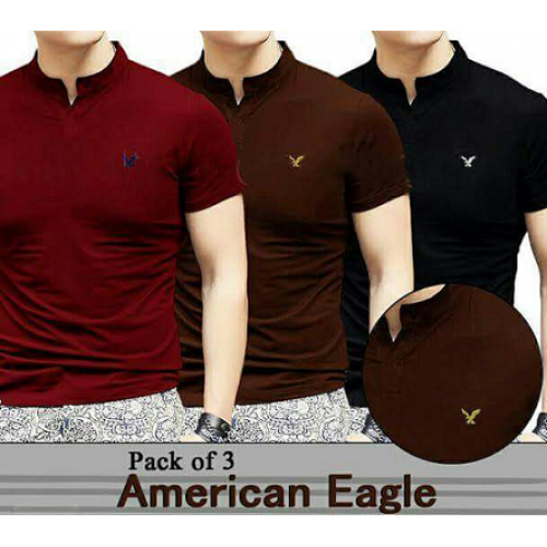 American Eagle T-Shirt Pack Of Three