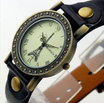 Retro Eiffel Watch