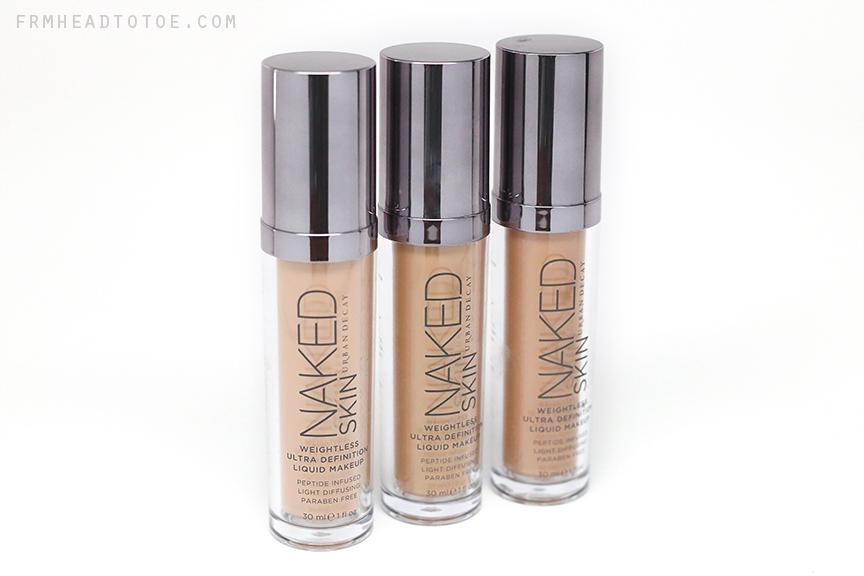 Naked Foundation