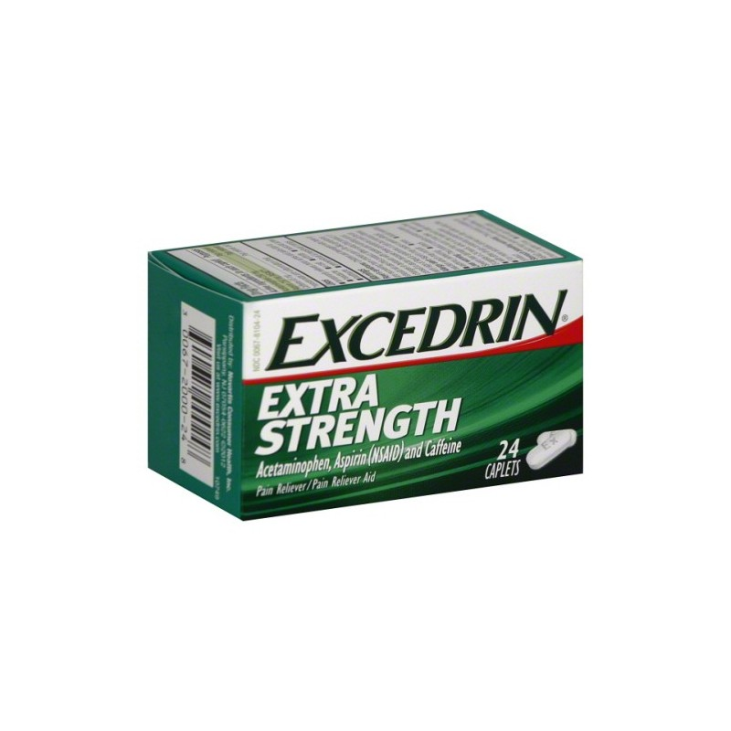 Excedrin Extra Strength 24 count