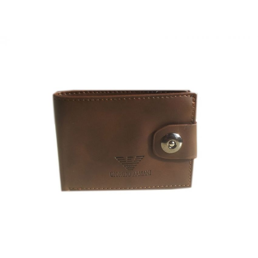 AR Leather Wallet for Men