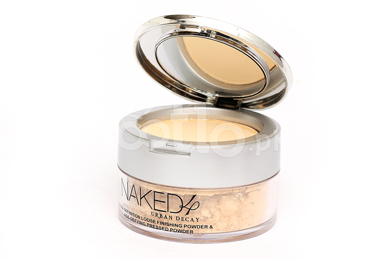Naked Loos Powder and Foundation