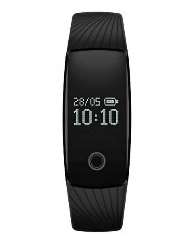 SPACE One Fitness Smart Band - SW-910 - Black