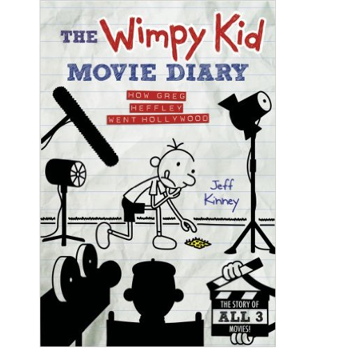 The Wimpy Kid Movie Diary: