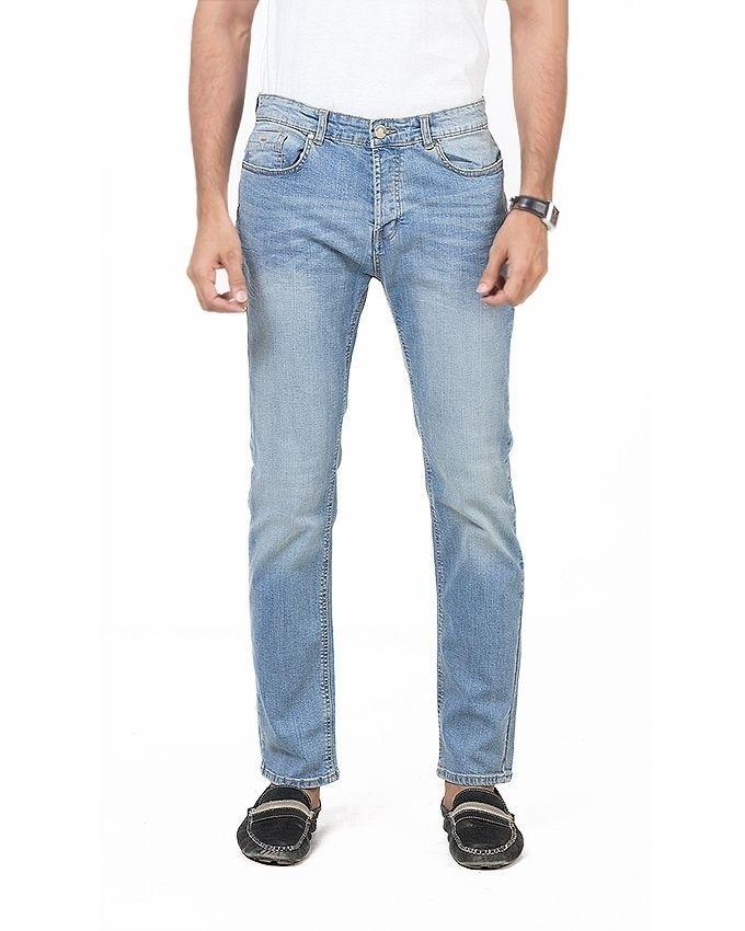 Reborn Blue Denim Jeans For Men