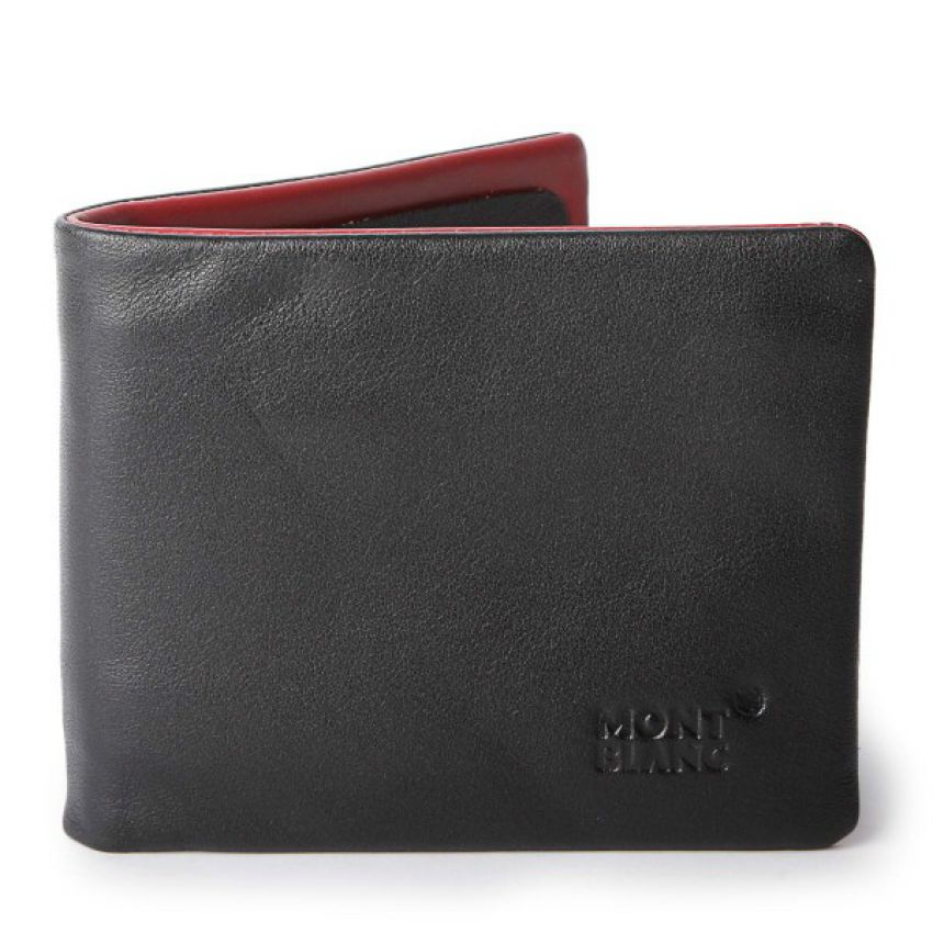 Mont Blanc Leather Wallet for Men