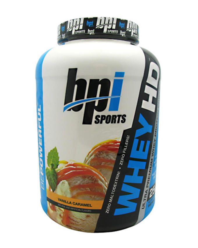 BPI Sports BPI Sports Whey HD - 4.5 lbs