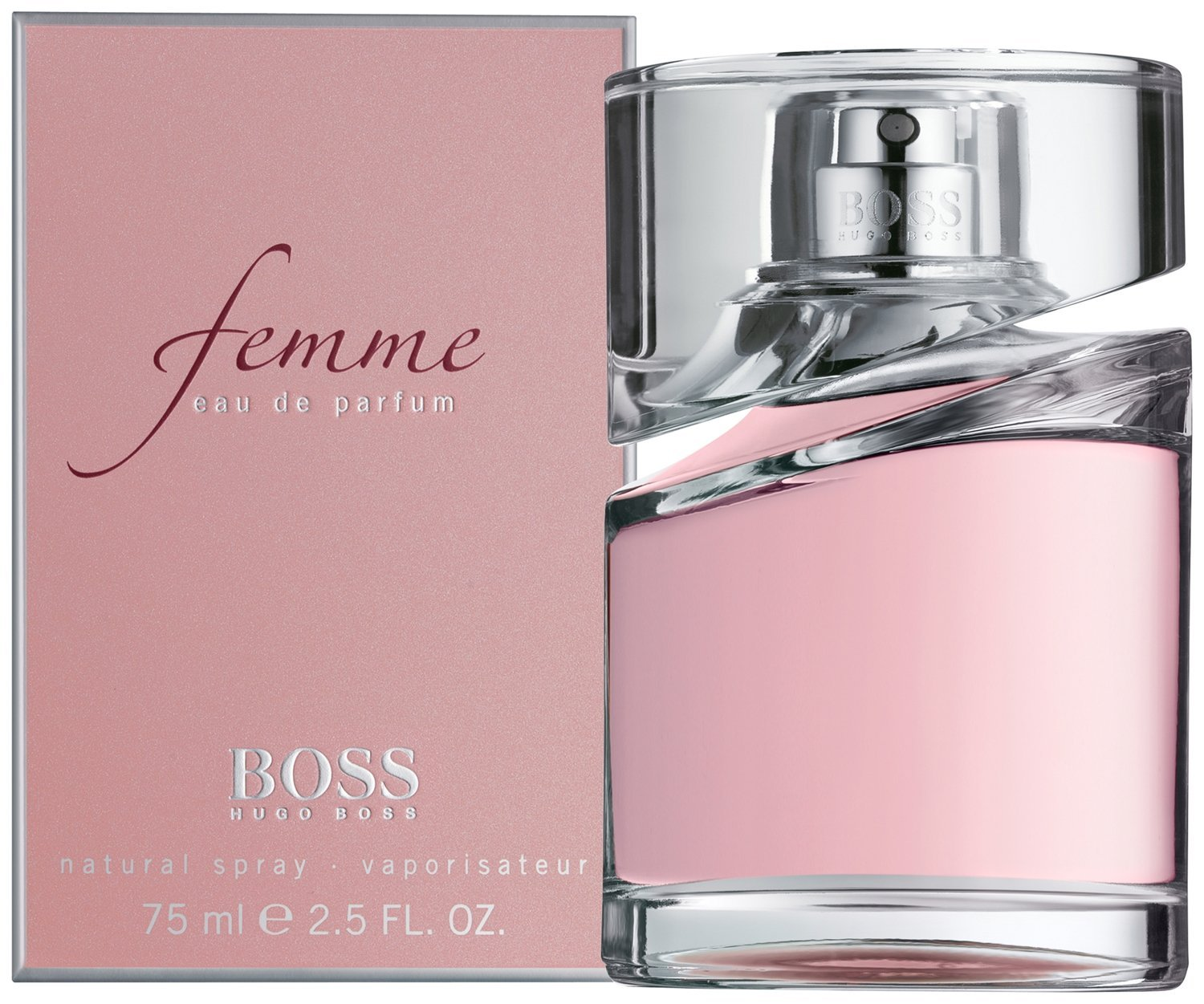 Hugo Boss-boss - BOSS FEMME eau de perfume spray 75 ml