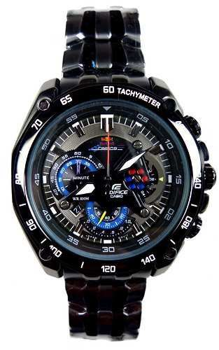 Casio Edifice Chronograph Watch EF-550- Limited RedBull Edition