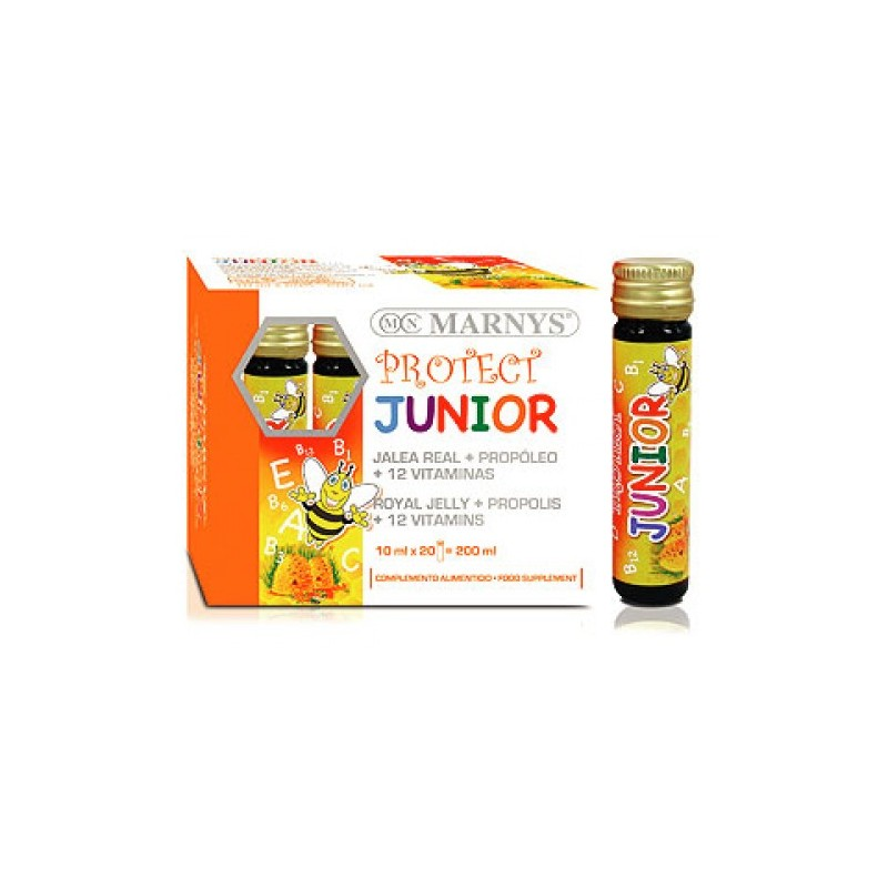 Marnys Protect Junior 20 vials product of Spain