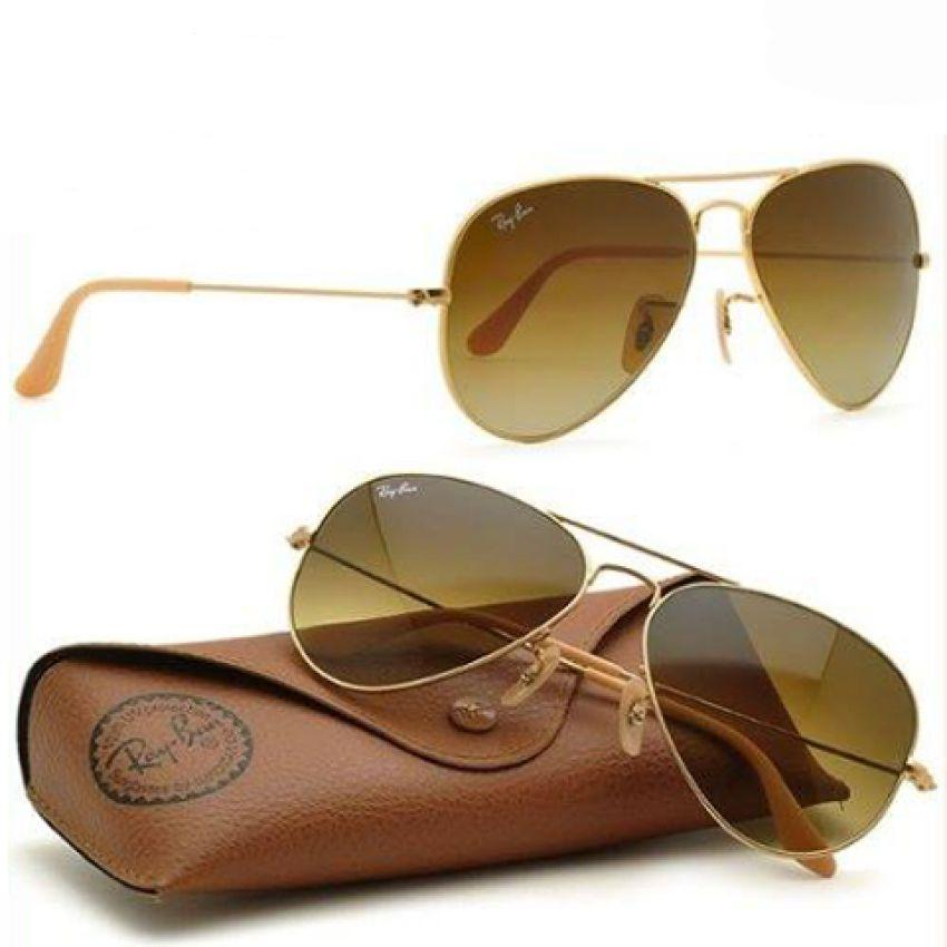 Ray Ban Brown Shade Sunglasses for Men