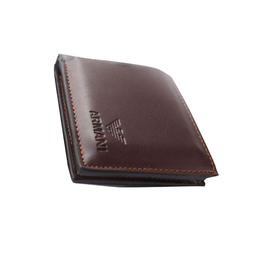 Leather AR Wallet for Men