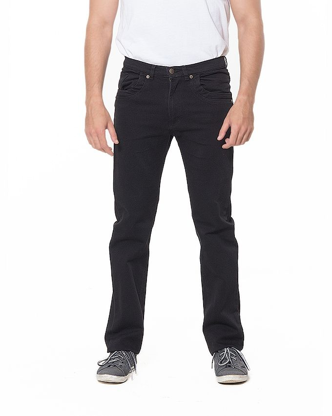 Bien Habille Mens COLOR Jeans 6159 Black