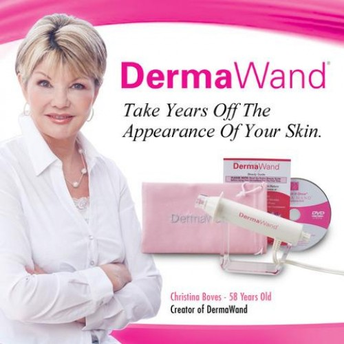 Dermawand (Taking Years Off The Appearance Of Your