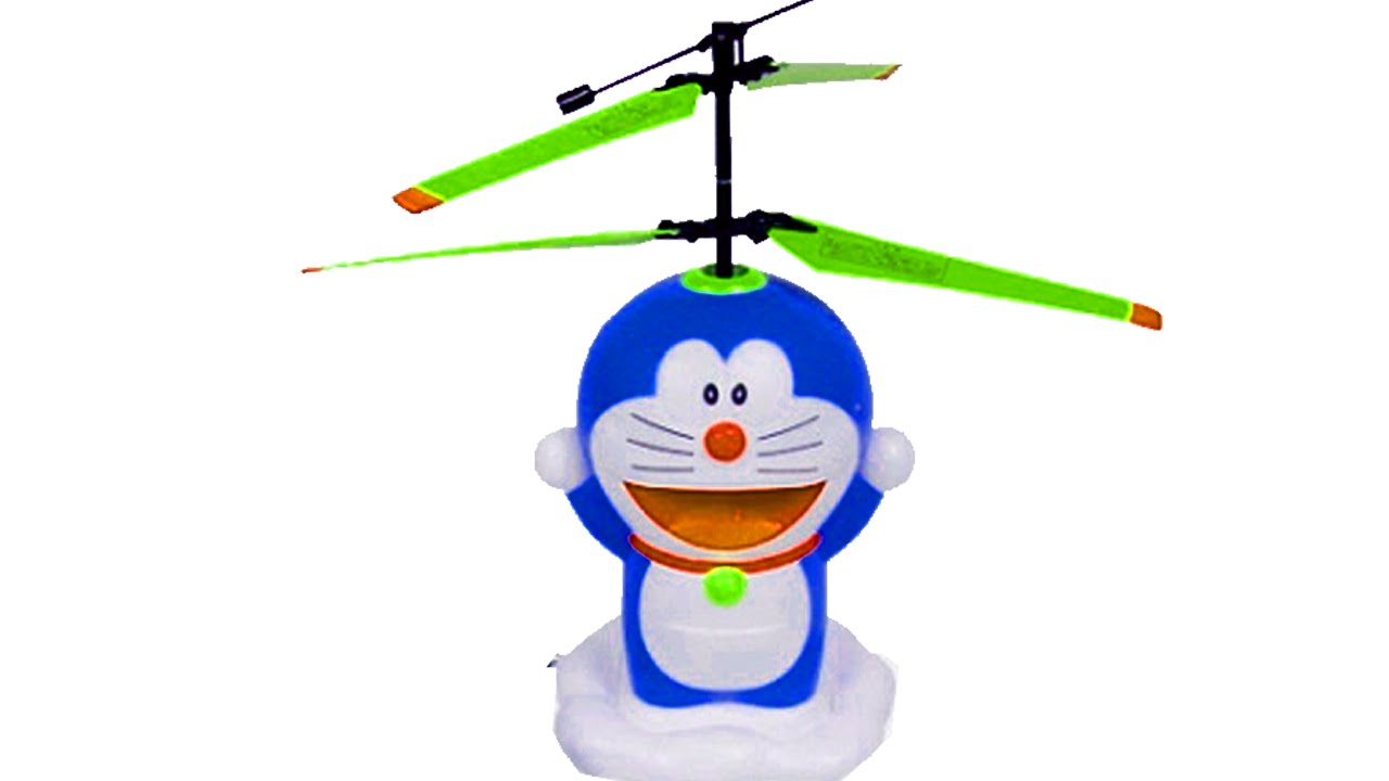 Doraemon Automatic Flying Copter