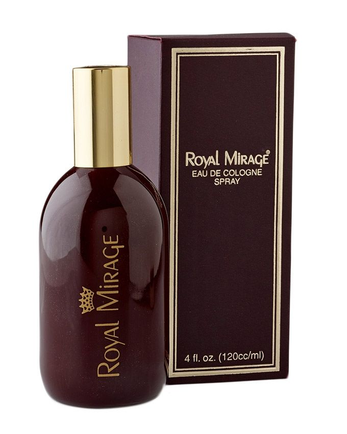 Unique Royal Mirage Cologne for Men - 120ml