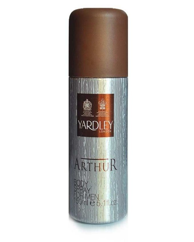 Yardley Arthur Body Spray For Men - 150ml
