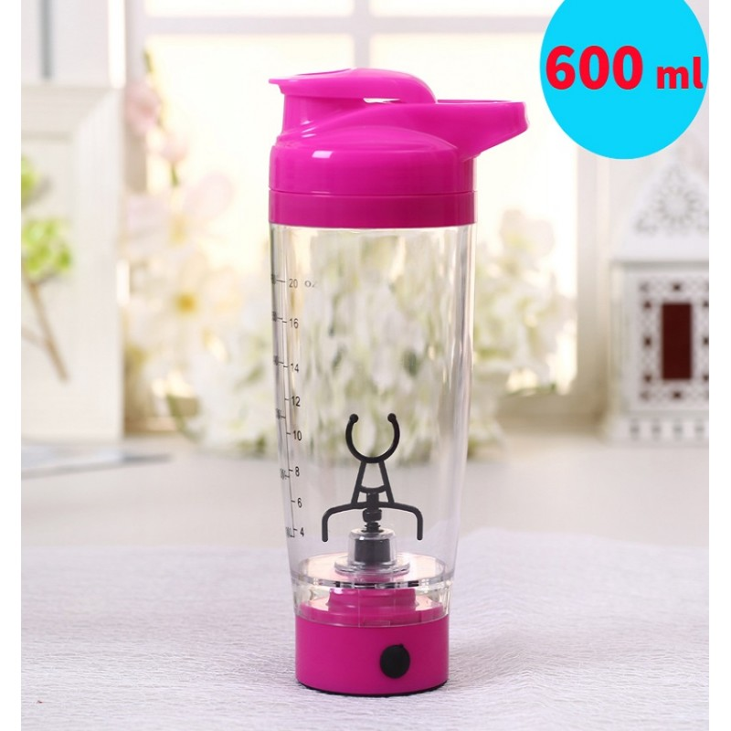 600 ml Electric Protein Shaker Blender -Battery op