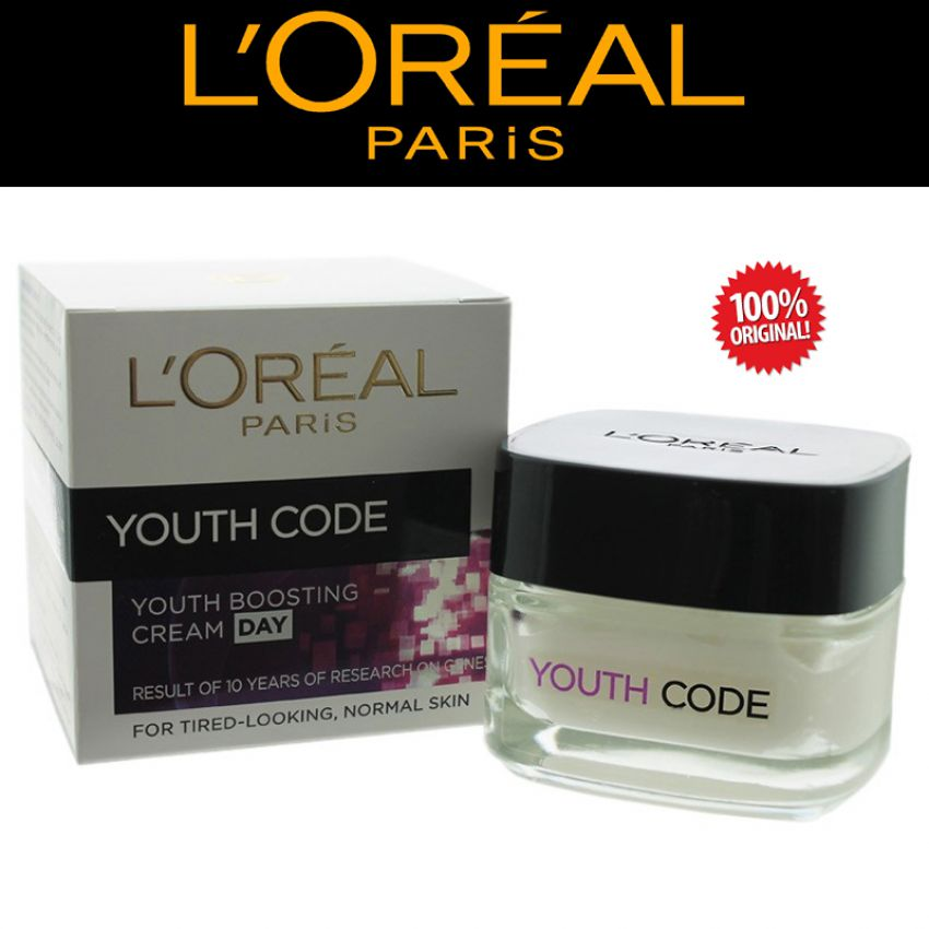 L'Oreal Youth Code And Age Perfect Cream