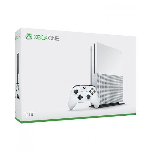 Microsoft Xbox One S 2TB(HDD) Console White