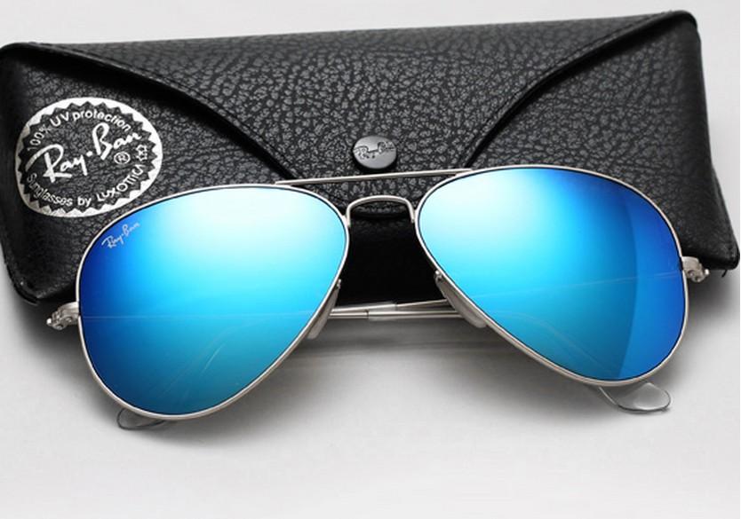 Ray Ban Aviator- Diamond Hard Exclusive Sunglasses