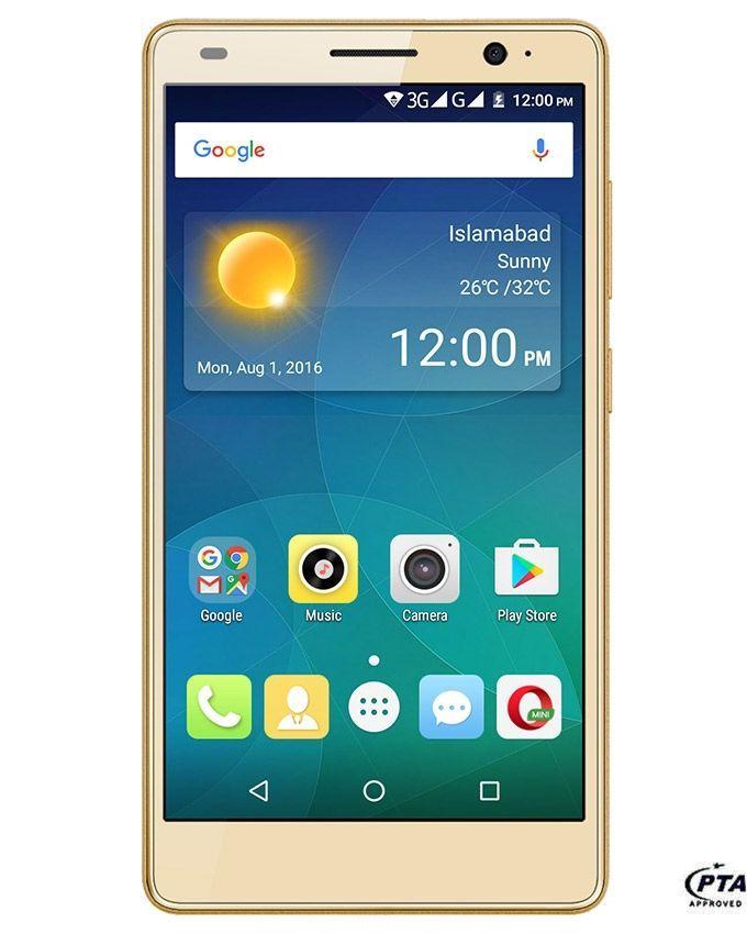 QMobile S6 Plus - 16GB - Gold