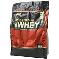 Gold Standard Whey 10lb with free new 3 portion sh