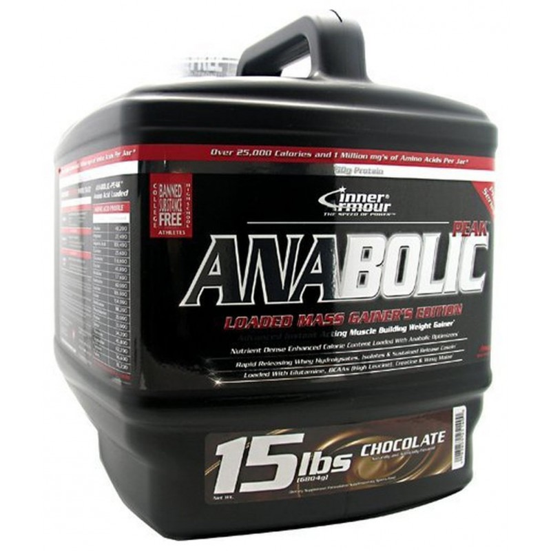 INNER ARMOUR ANABOLIC PEAK-Chocolate Flavour-15lbs