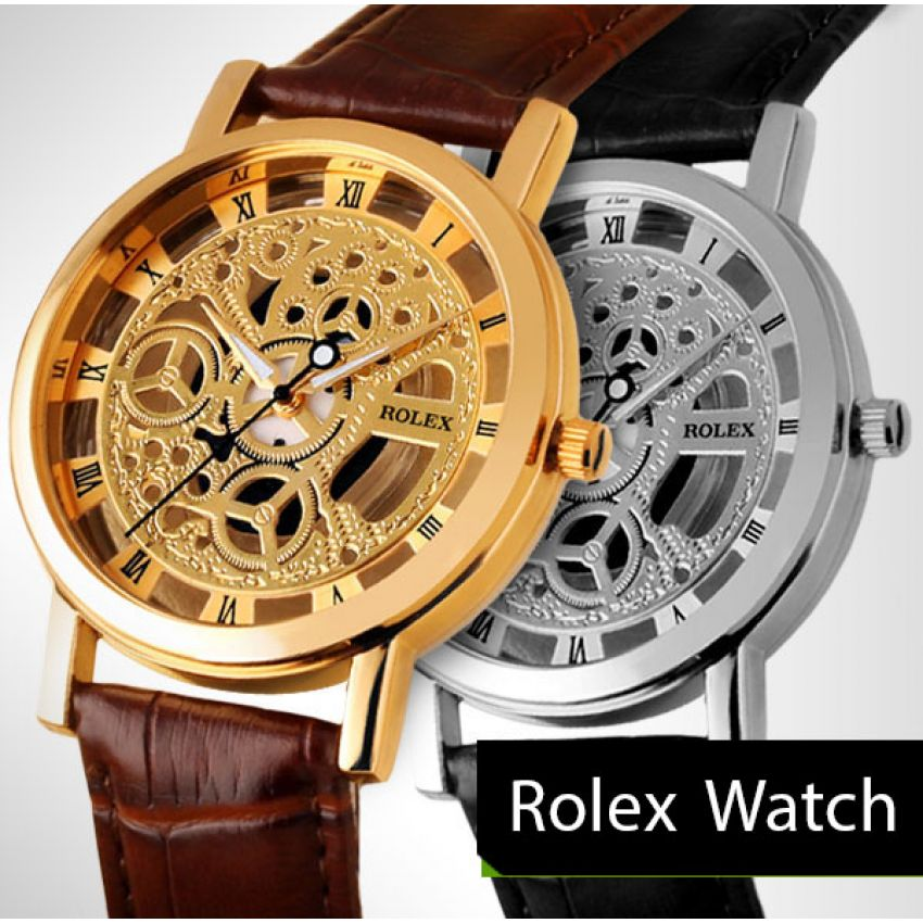 Pack of 2 Rolex Watches for Him