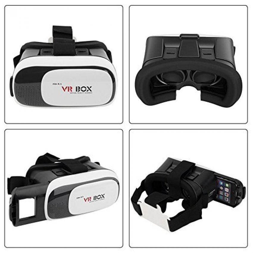 VR 2.0 VR 2.0 VR Box - Version 2.0 - Virtual Reali