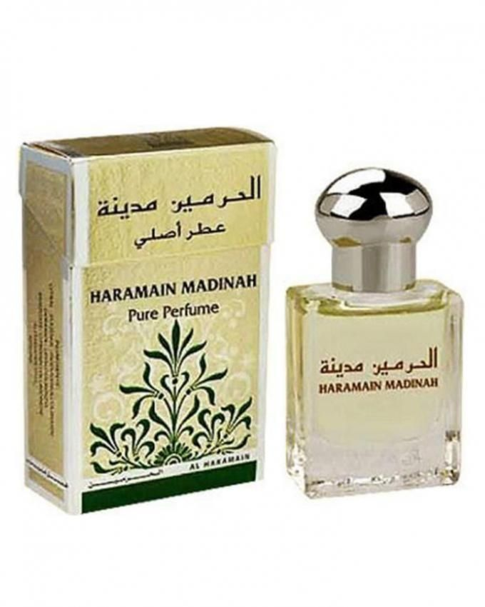 Al Haramain Madinah Arabic Attar For Men - 15ml