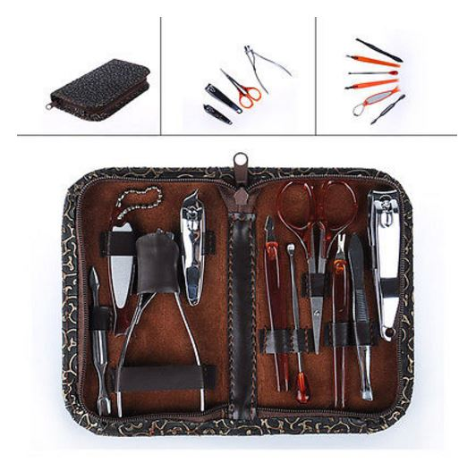 Mani/Pedicure Kit 10 In 1
