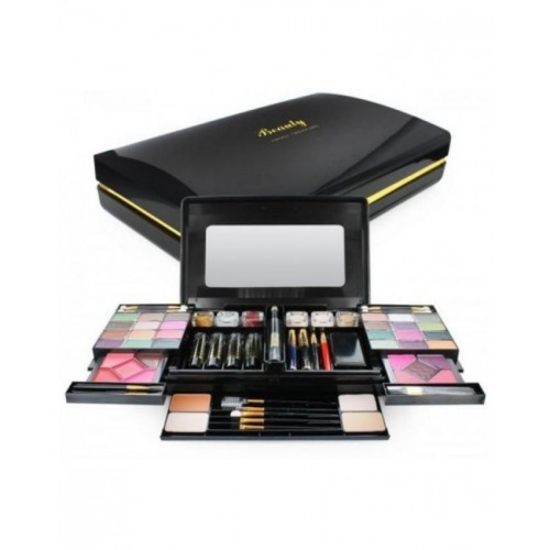 Beauty Fancy Treasure Makeup Kit - Black