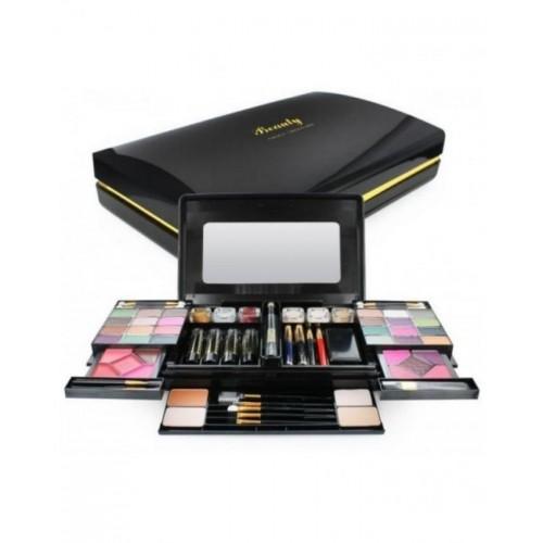 Beauty Fancy Treasure Makeup Kit - Black