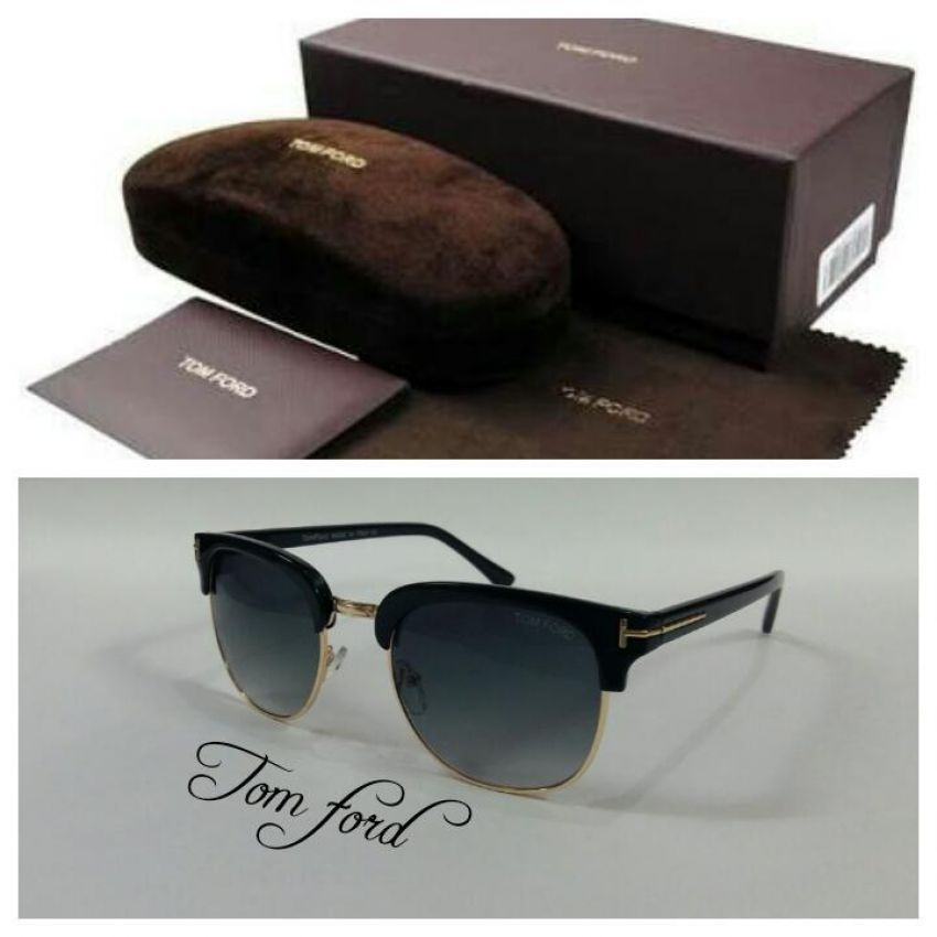 Tomford Sunglasses for Men - Black
