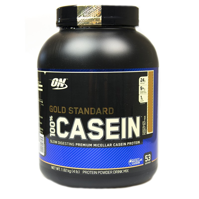 Optimum Nutrition Gold Standard Casein- 5Lb