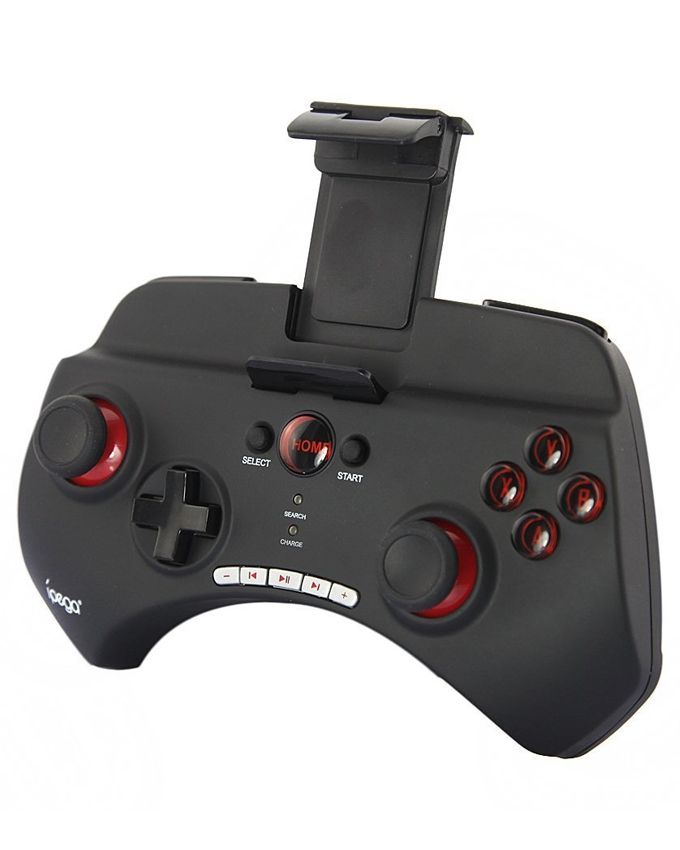 Ipega PG-9025 - Bluetooth Gamepad Joystick for Android, iOS & Windows - Black