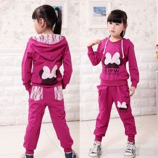 Girls Track Suit/Sports Suit